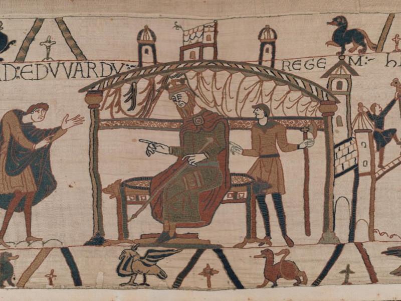 Clarisse Chavanne : L'analyse des couleurs de la Tapisserie de Bayeux par l'imagerie hyperspectrale